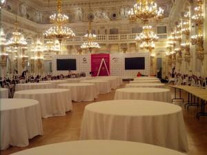 Konference CIF Pražský hrad 2014 - Španělský sál
