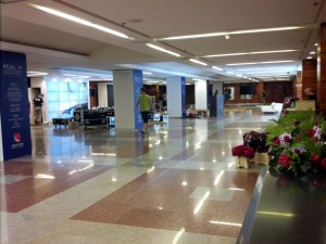 Konference Health Hilton 2015 - Congress Foyer
