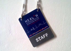 Konference Health Hilton 2015 - ID - přední strana