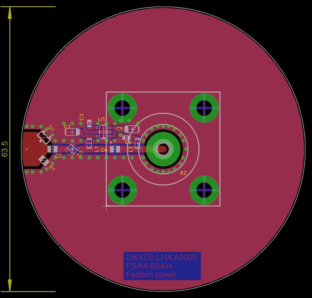 A2000 - PCB