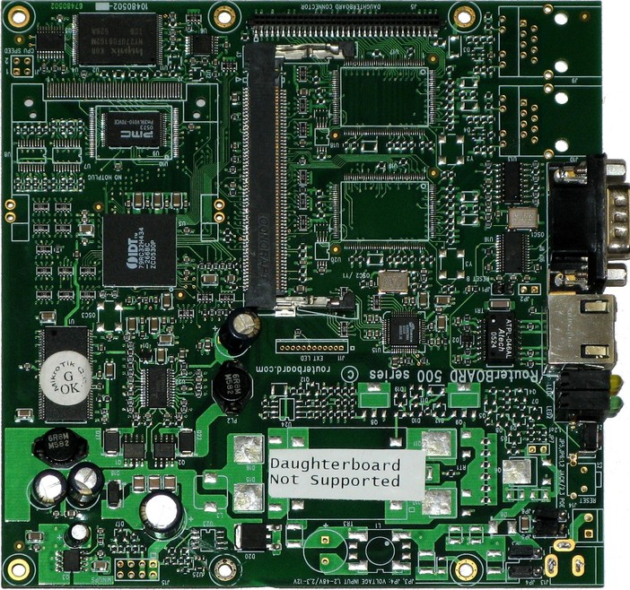 Instalace OpenWRT do Mikrotik RouterBOARD 512 | brichacek net